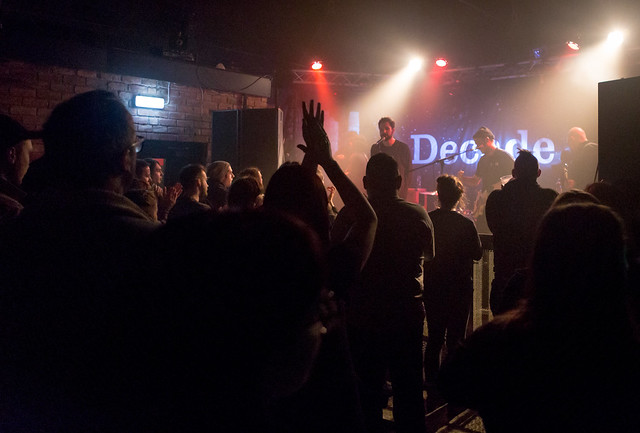 Decade - Rock City Basement - Nottingham - 10/03/17