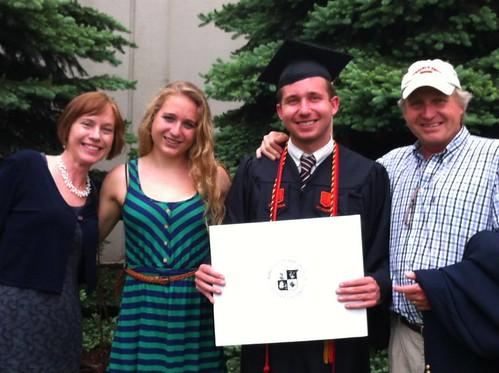 Graham's Graduation 2013