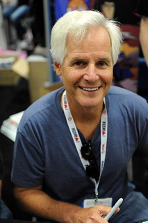 San Diego Comic-Con 2013: Chris Carter | by Kendall Whitehouse