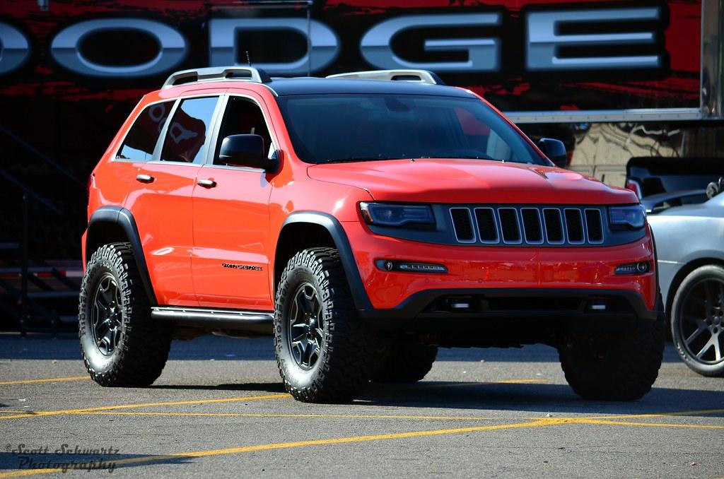 Jeep Grand Cherokee Trailhawk II  wwwfacebookcomScottSch  Flickr