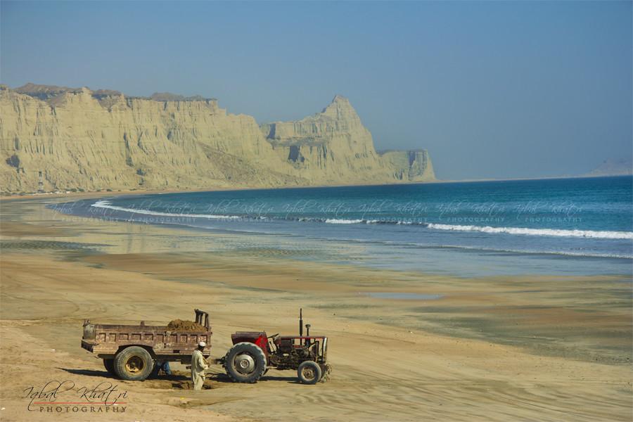 Khatri Gwadar Beach By Iqbal Khatri