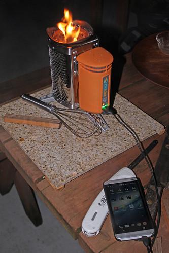 wood stove phone charger a biolite wood burning camp stove flickr. Black Bedroom Furniture Sets. Home Design Ideas