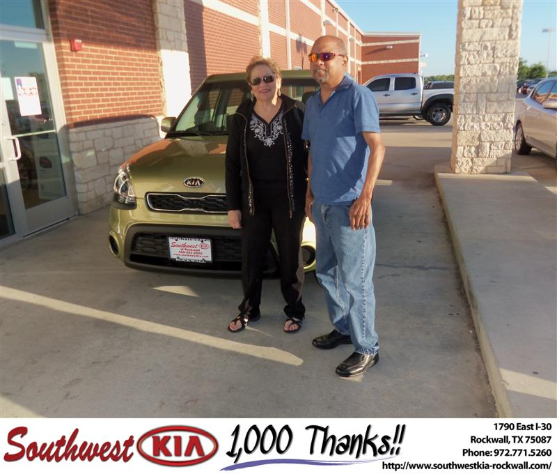 Southwest Kia Rockwall >> Happybirthday To Victor Sierra From Donald Weintraub At S