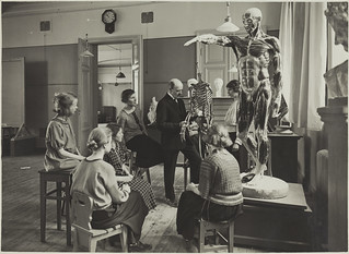 Anatomy class | by Aalto University Library and Archive Commons