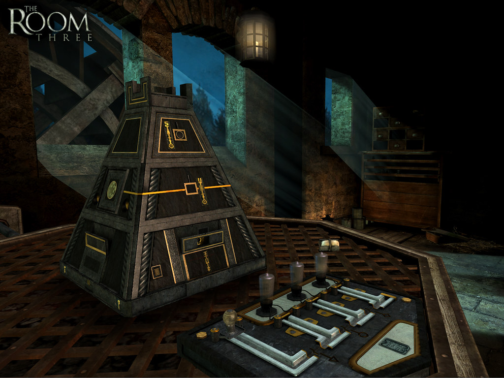 The Room C Fireproof Games