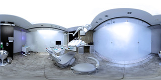 Advertising & marketing photography - 360 degrees virtual tour of medical space