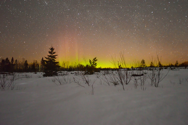 Early Spring Aurora March 22 2017