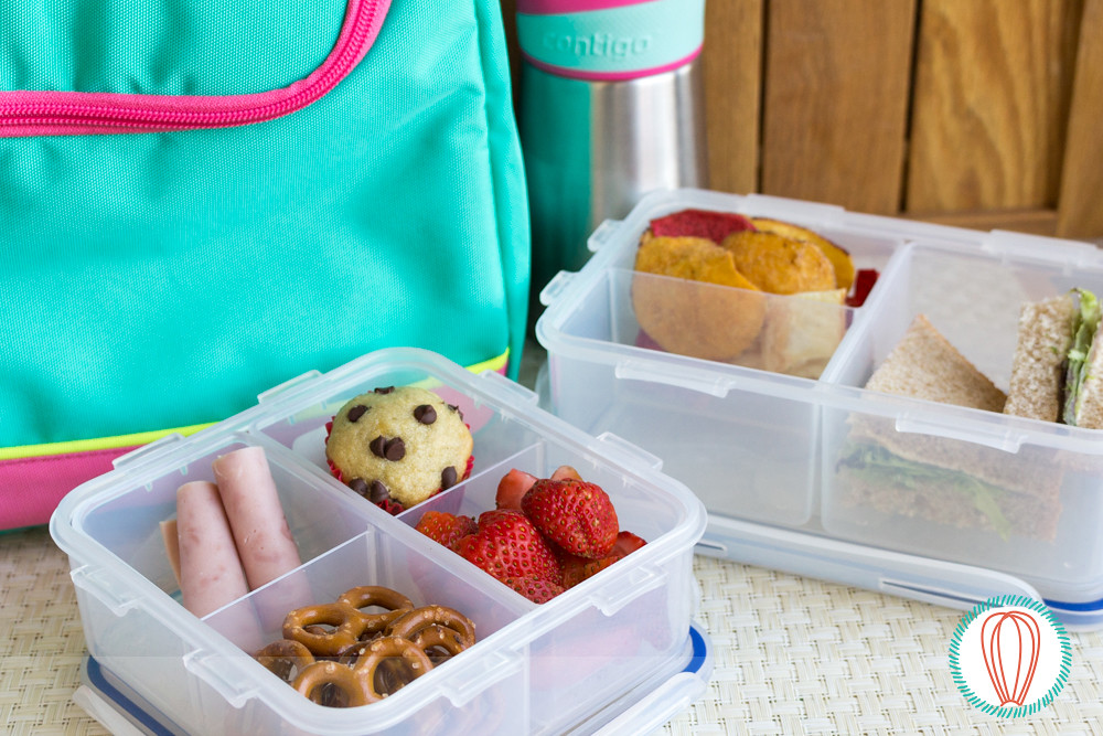 LunchBox Mini Banana Muffins