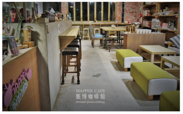 MAPPERCAFE(脈博咖啡)-11