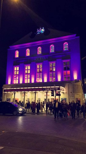 The old vic post-rosencrantz and guildenstern are dead (with daniel radcliffe!)