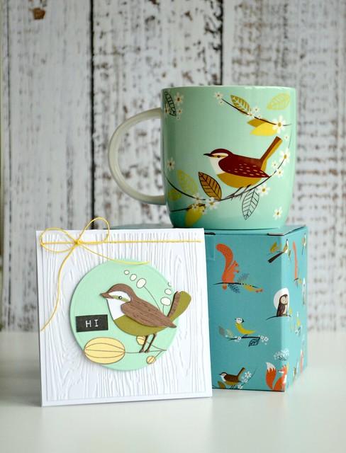 Mug and card