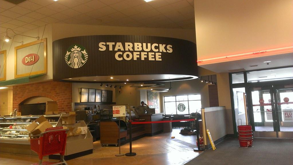 Super Target - Ankeny, Iowa - Newly Remodeled Starbucks | Flickr