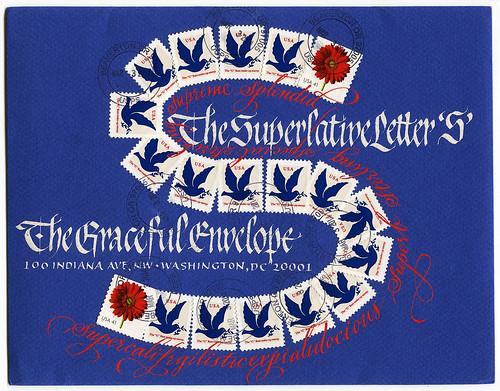Carol Dubosch Washington Dc Calligraphers Guild Flickr