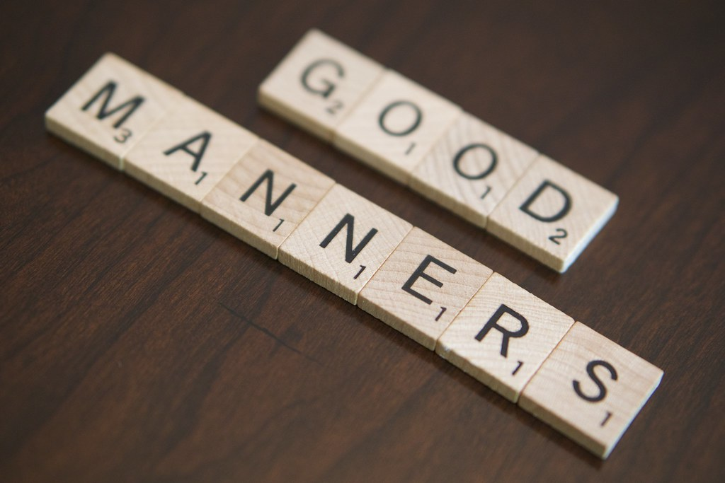 Image result for good manners please