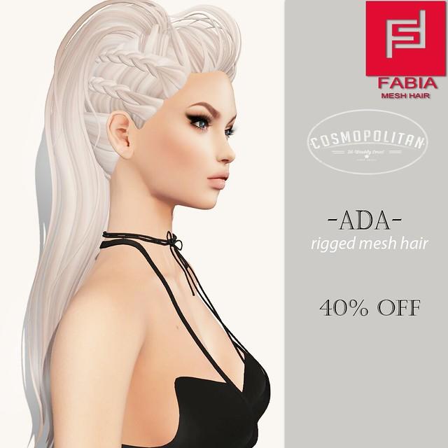 -FABIA- Mesh Hair <Ada>