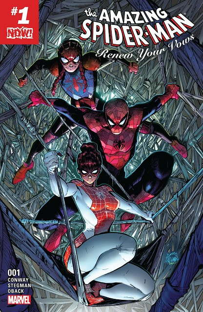 Amazing Spider-Man Renew Your Vows v2