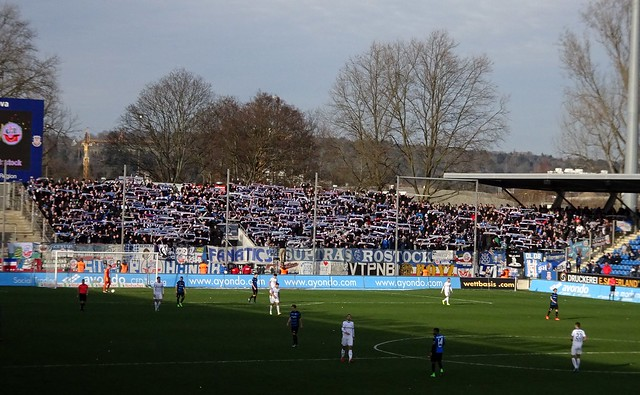 FSV Frankfurt 0:0 F.C. Hansa Rostock