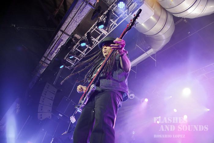 Skunk Anansie en concierto en Barcelona