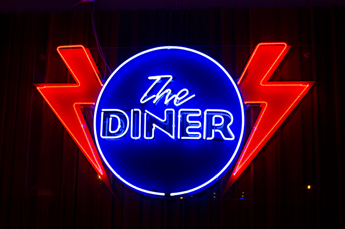 the diner review