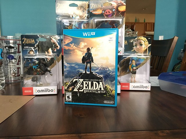 NeoGAF MARCH 2017 Pick-Up Post! Show Us Your Gaming Goods +