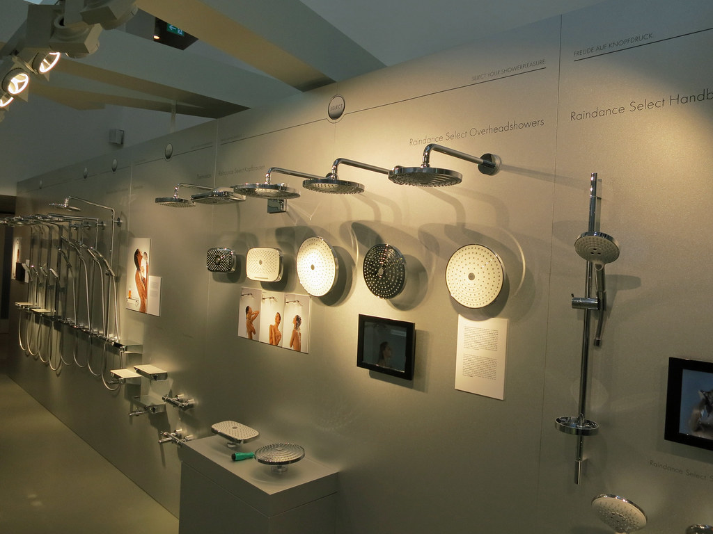 Hansgrohe showroom 06 / 2013 | Novemberdelta | Flickr