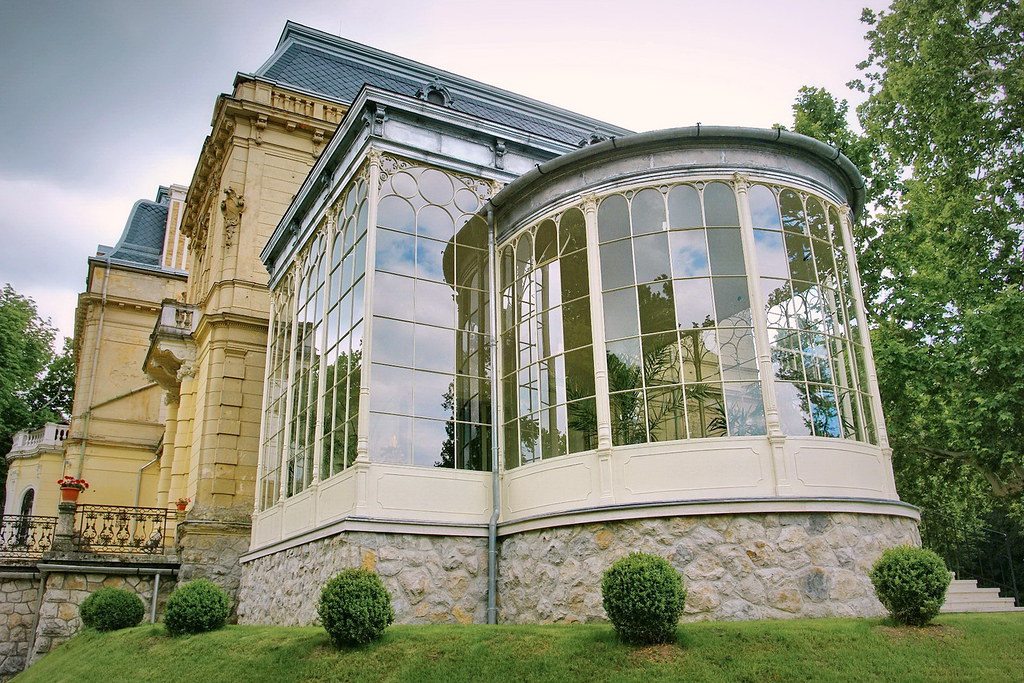 Andrássy mansion glass house by elinor04 thanks for 32000000 views