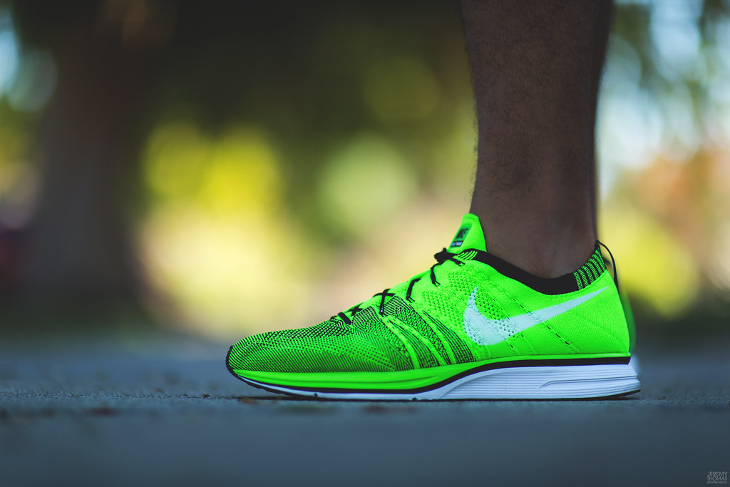 cb1f4f4a1cd5 ... inexpensive nike flyknit trainer electric green by jeremy thomas  photography 0f404 2106f