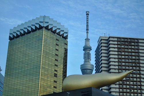 Skytree & Golden Crap 2 | by tokyobogue