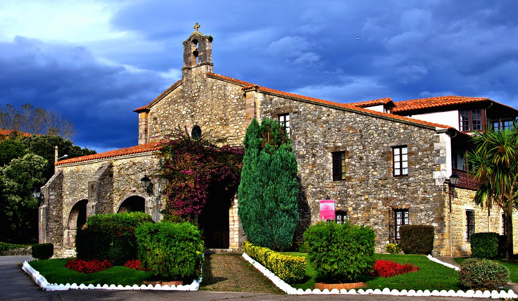 Znalezione obrazy dla zapytania Santuario de la Barquera