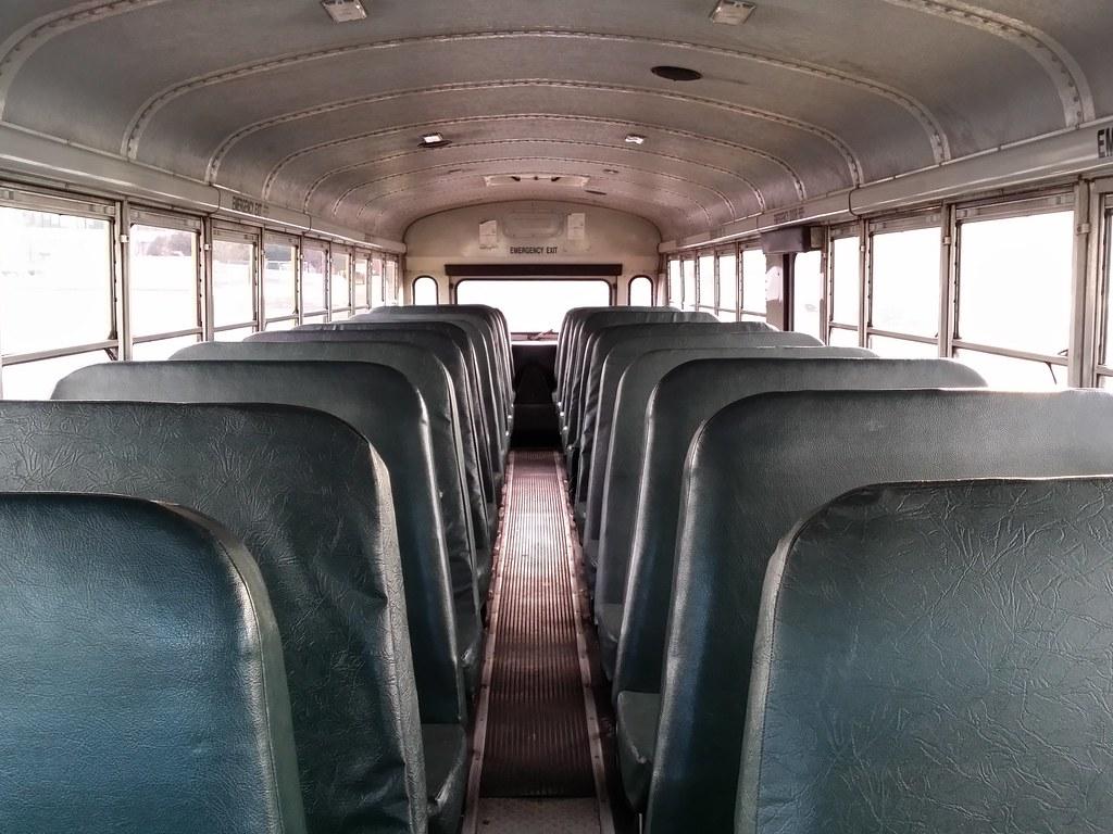 ... Interior Of Thomas Built MVP ER School Bus | By SchuminWeb