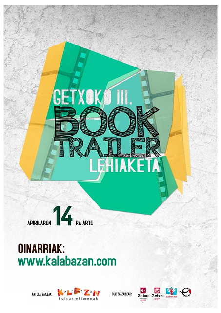 III Book trailer lehiaketa Getxo