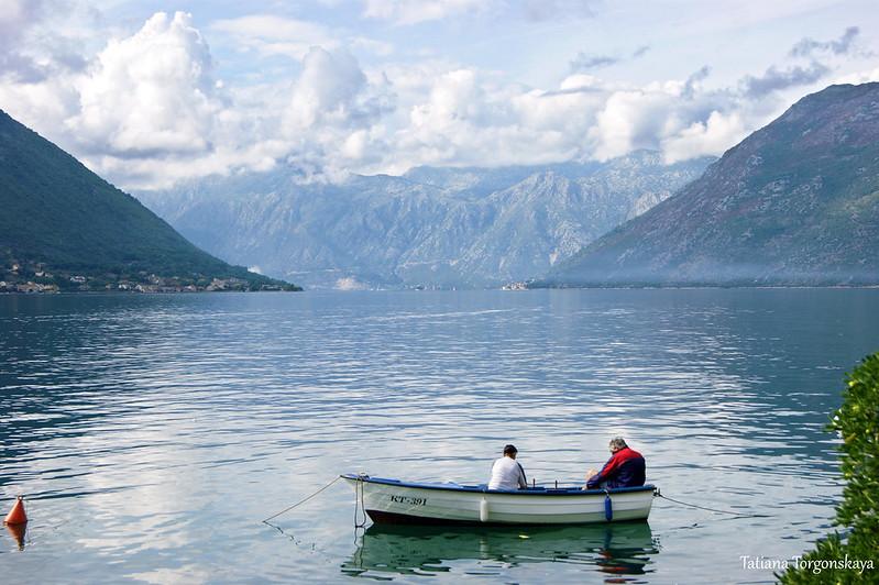 Рыбаки возле Доброты