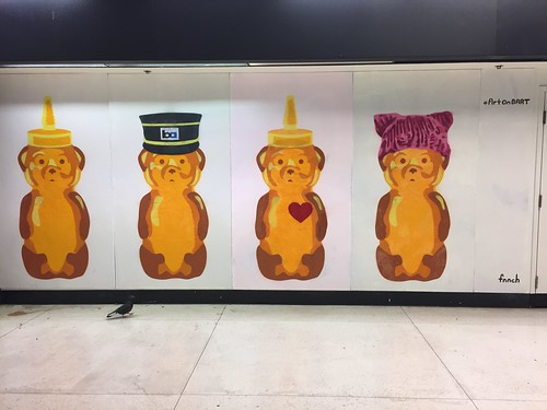BART Honey Bears from fnnch