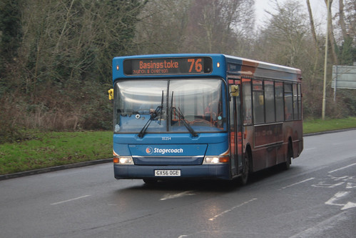 Stagecoach South 35254 GX56OGE