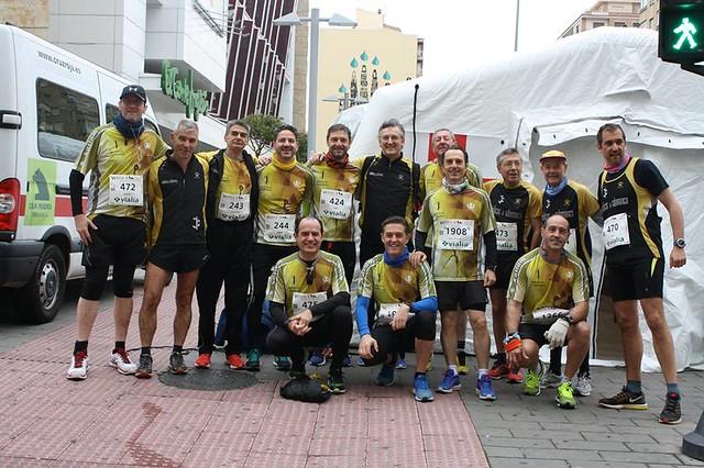 C.D. VI Media Maratón Salamanca