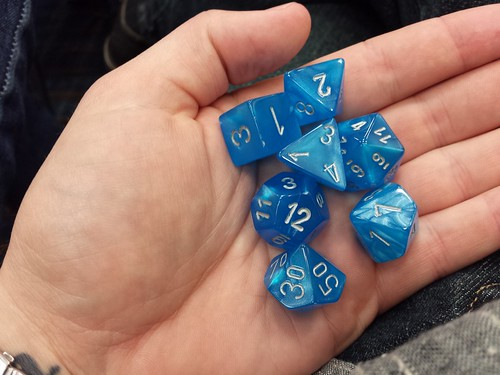 New Dice for Shadowrun! | by dubtea