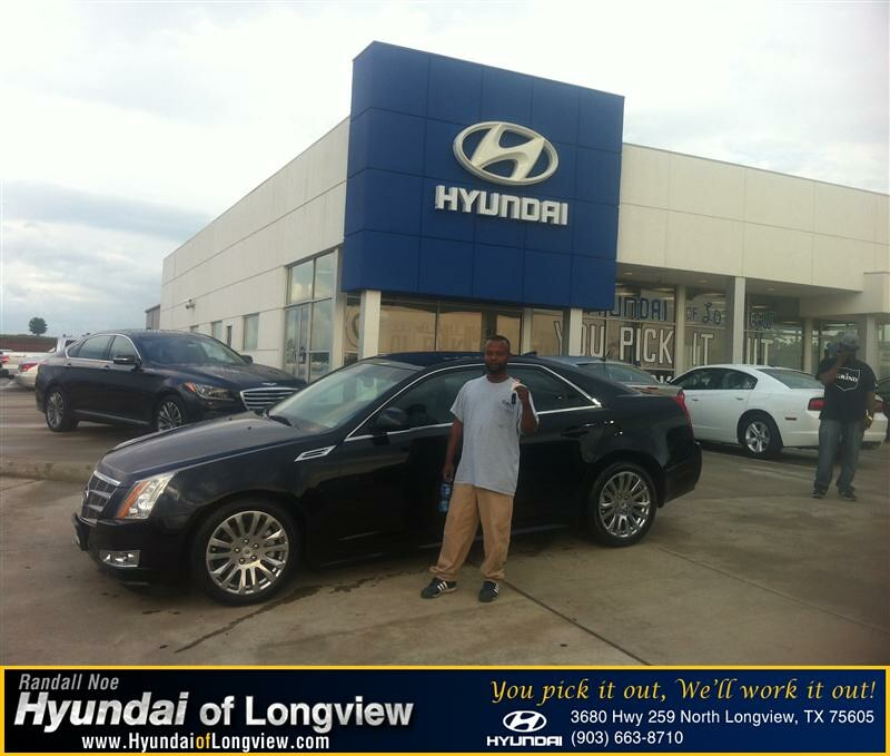 ... Hyundaioflongview Randall Noe Hyundai Of Longview Texas Customer  Reviews Dealer Testimonials   Tameous Hewitt | By Hyundaioflongview