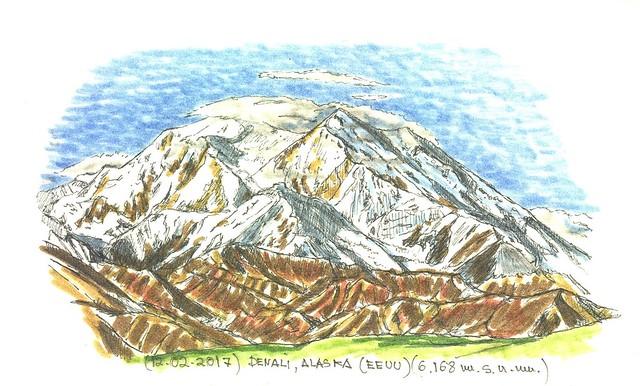 Denali (6.168 m.s.n.m.)