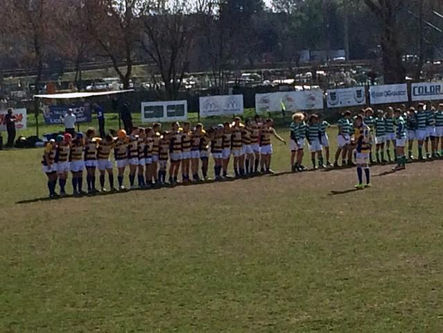 UNDER 16 - Stagione 2016/17 - RPFC vs Franchigia Costa Toscana (Foto Bianconcini)