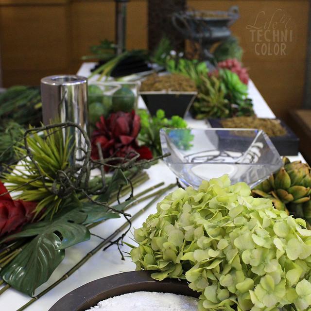 PSID Floral Arrangement Class