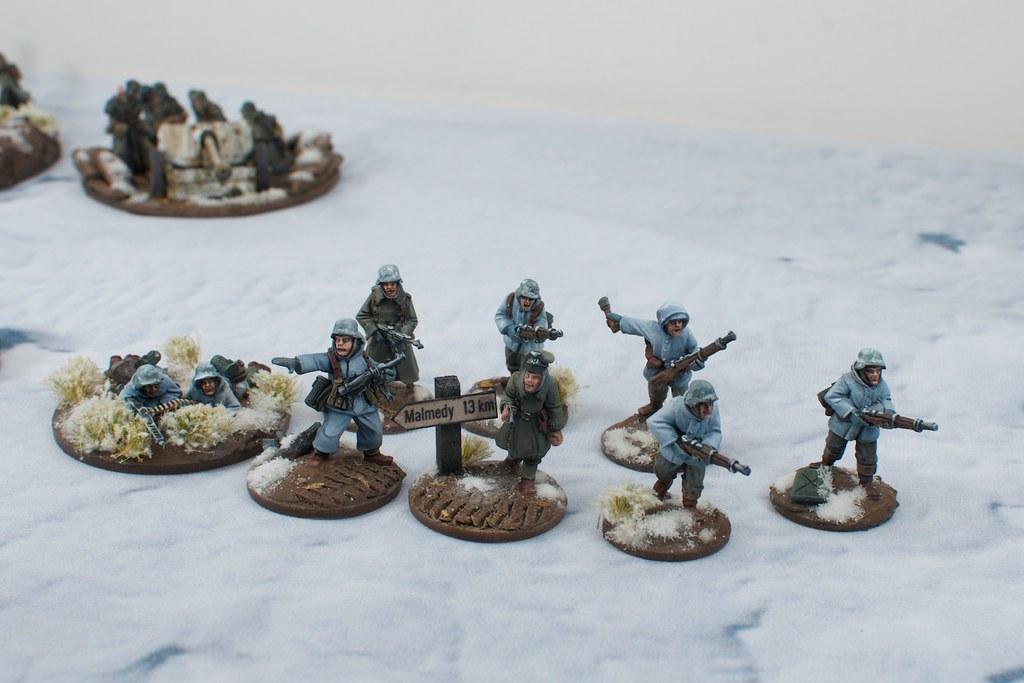 Grenadier squad, Artizan