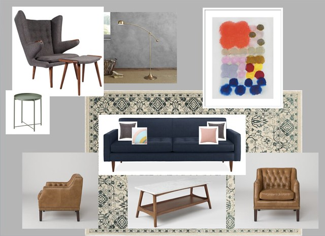 Suburban Years: In Praise of Design Mood Boards
