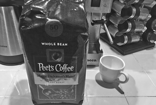 Peet's Coffee and Tea - Major Dickason's Blend Dark Roast
