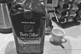 Peet's Coffee and Tea - Major Dickason's Blend Dark Roast