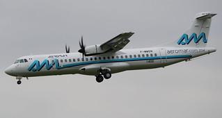 ATR 72-600 AEROMAR XA-UYM