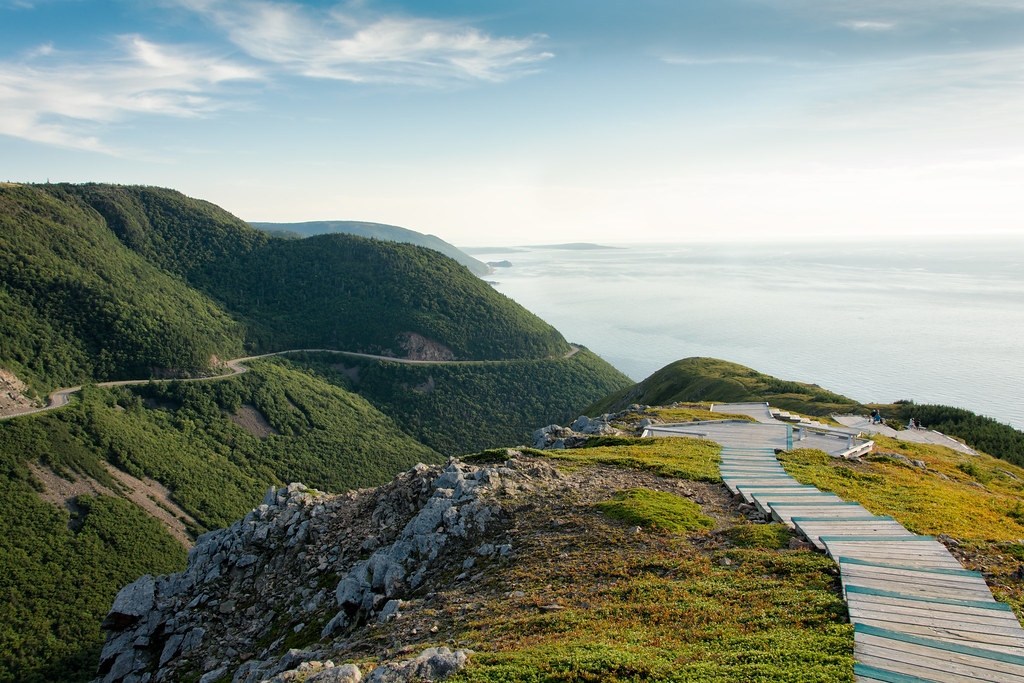 Skyline Trail, Cape Breton