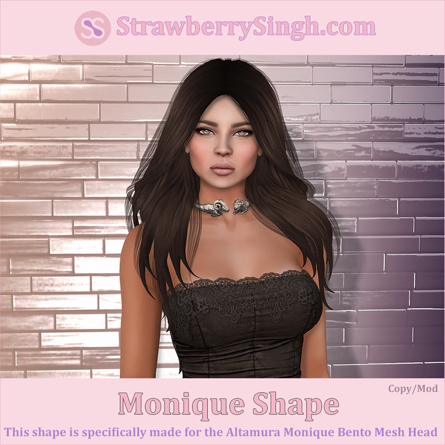 StrawberrySingh.com Monique Shape