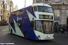 Wrightbus NRM NBFL - LTZ 1068 - LT68 - Spotify - Camden Town 88 - Go Ahead London - London 2016 - Steven Gray - IMG_4641