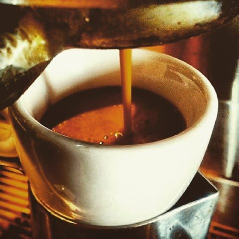 Have you had your d'bolla espresso today?