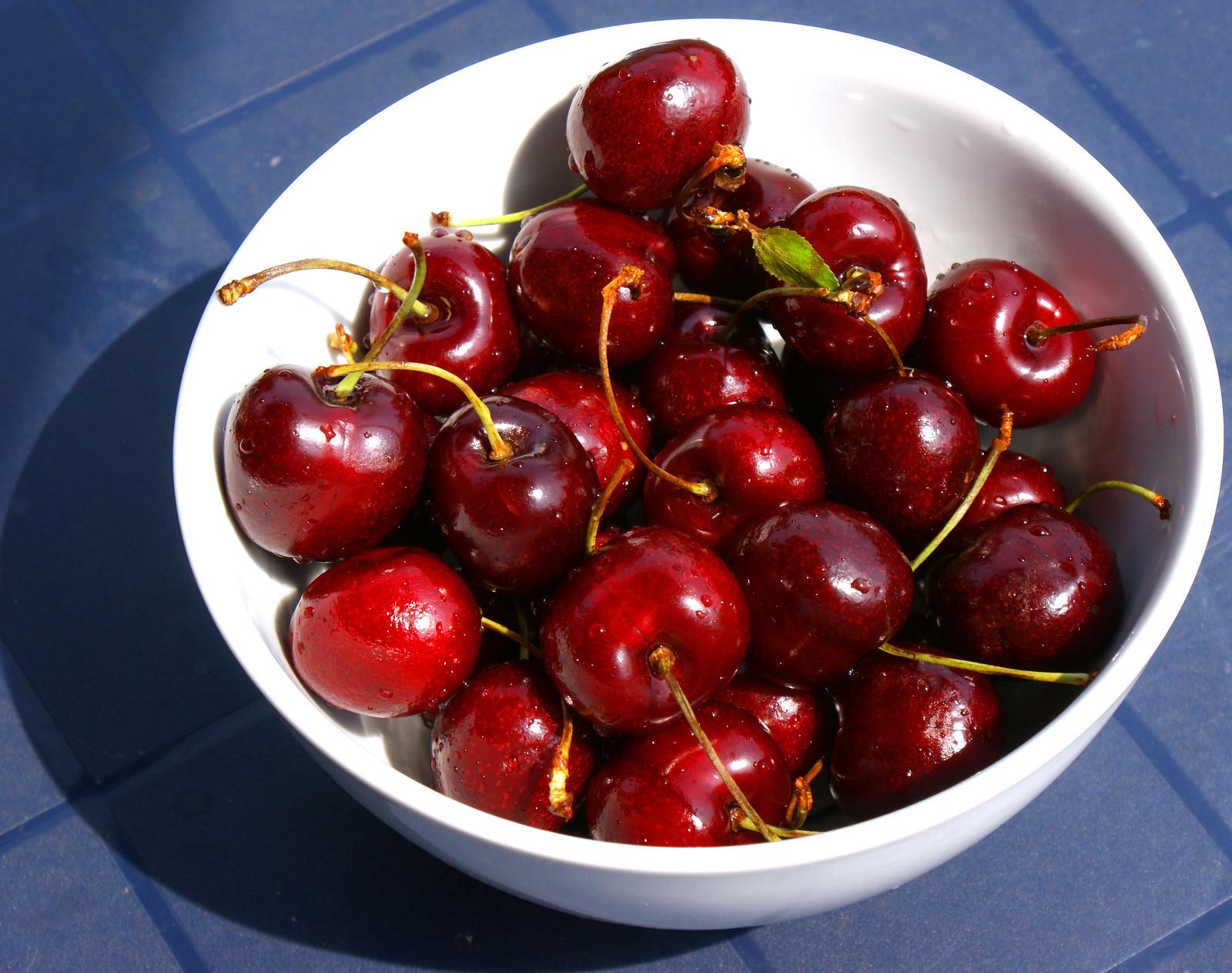 cherries Kirschen